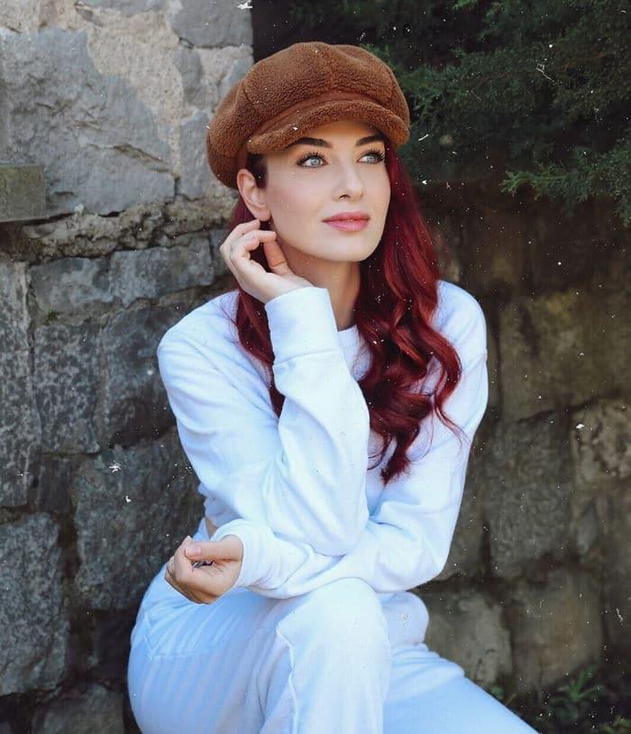 آسلیهان گونر بازیگر زیبای ترکیه ای