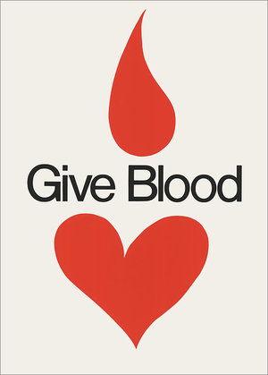 طرح گرافیکی روز جهانی اهدای خون 2020