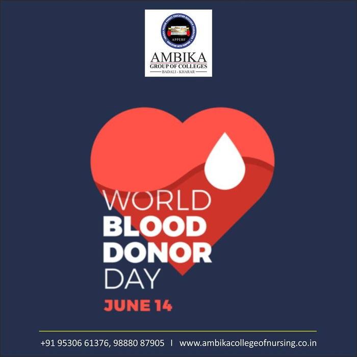 عکس پروفایل روز اهدای خون