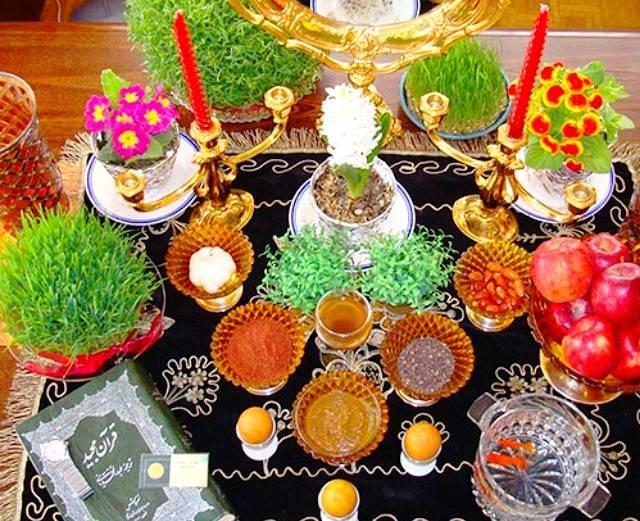 تبریک عید 1400 پیشاپیش